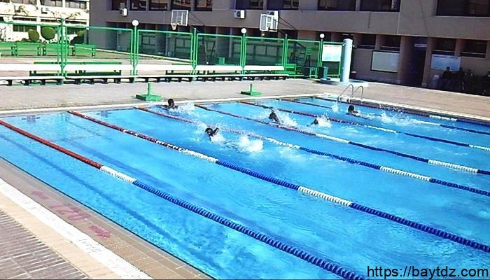 أمراض يسببها حمام السباحة