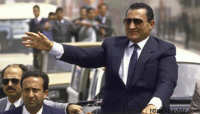 أهم إنجازات الرئيس المصري مبارك