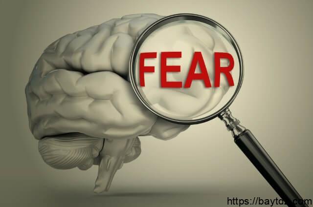 اختبار مقياس درجة الخوف