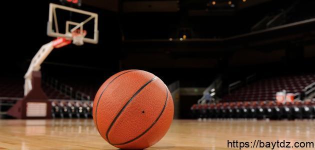 اذاعة عن كرة السلة