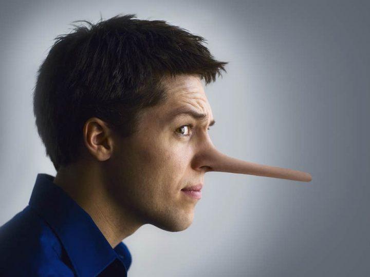 اذاعة مدرسية عن الكذب و كشف الكاذب
