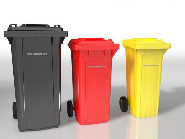اسعار حاويات النفايات