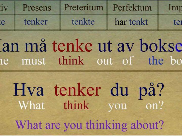 اسماء الكتب لتعلم اللغة النرويجية