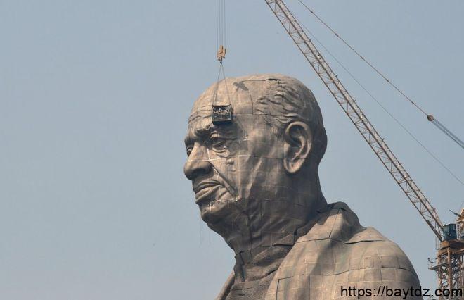 اعلى تمثال في العالم