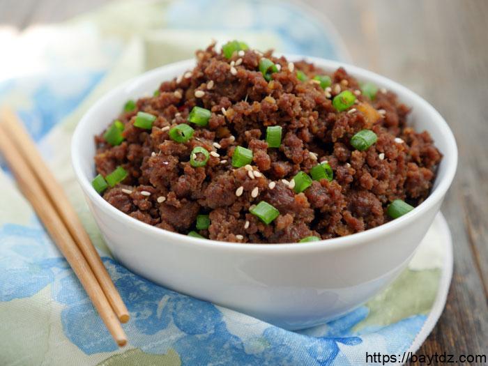 افضل 10 اكلات باللحم المفروم