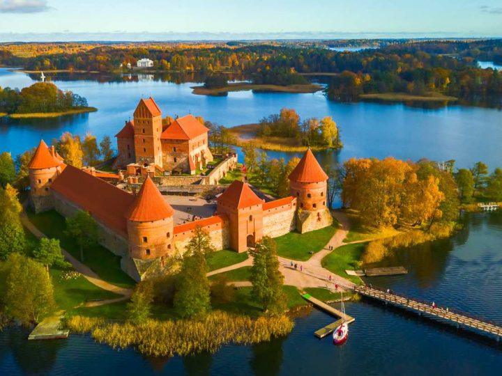 افضل اماكن سياحية في ليتوانيا