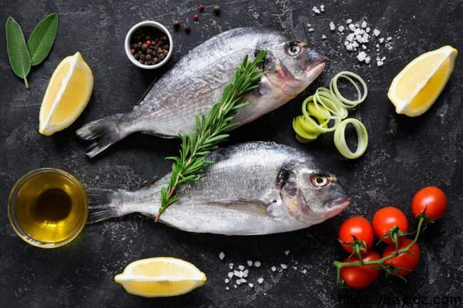 افضل انواع السمك فائدة