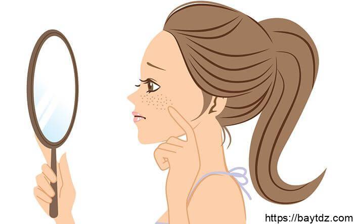 افضل كريم لازالة البقع السوداء من الوجه