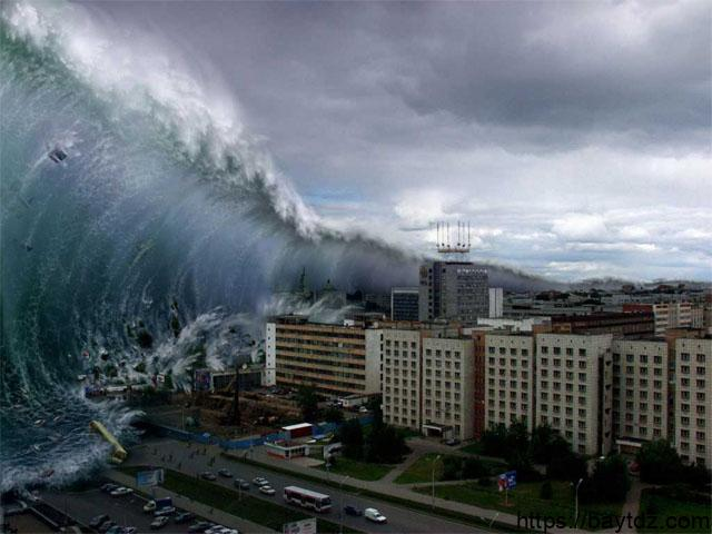 اقوى زلزال فى تاريخ البشرية