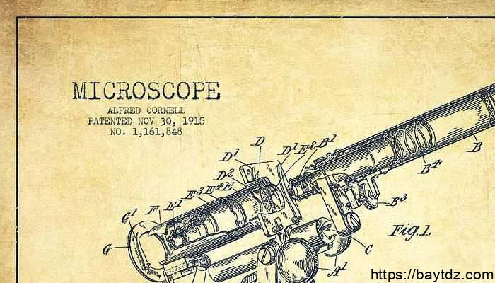 اكتشاف الميكروسكوب