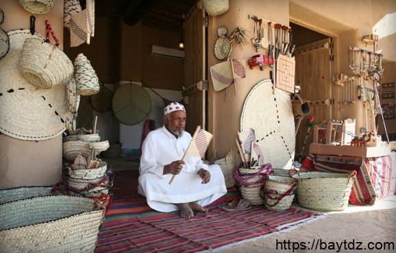 الحرف اليدوية التي تشتهر في الرياض