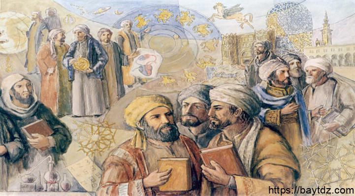 العصور الوسطى عند المسلمين