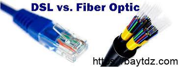 الفرق بين ال CDSL و DSL واتصال الفايبر