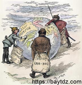 الفرق بين الامبريالية والاستعمار