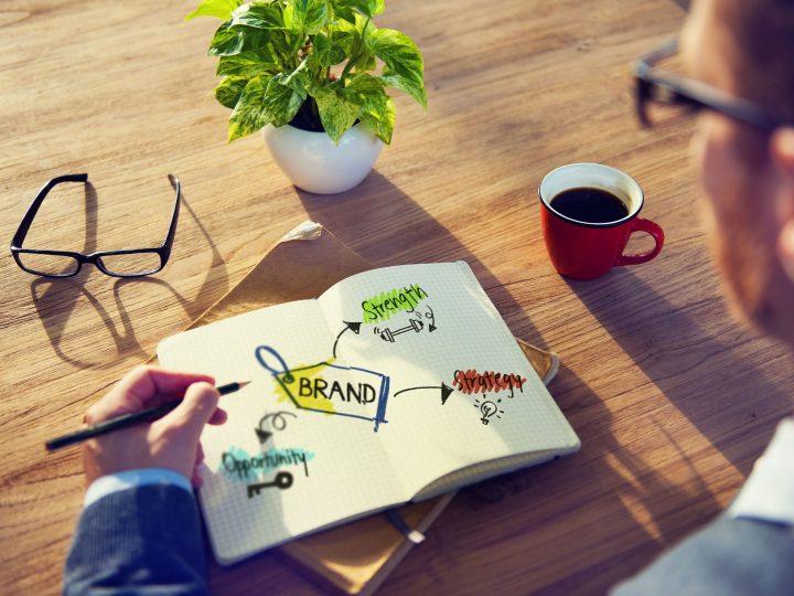 الفرق بين الهوية التجارية والهوية البصرية