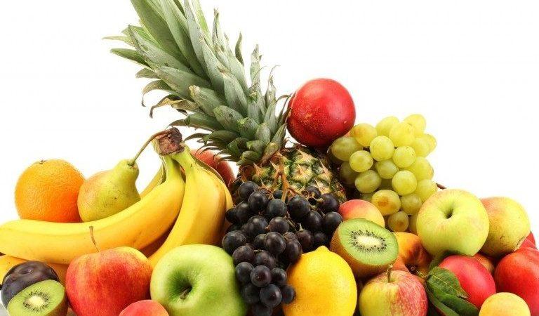 الفواكه التي تحتوي على أقل كمية من المبيدات الحشرية
