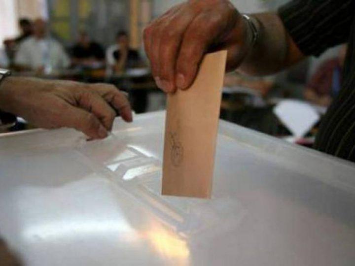 انواع الانتخابات