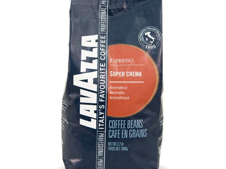 انواع قهوة لافازا