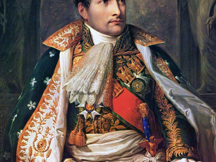 اهم اعمال نابليون بونابرت