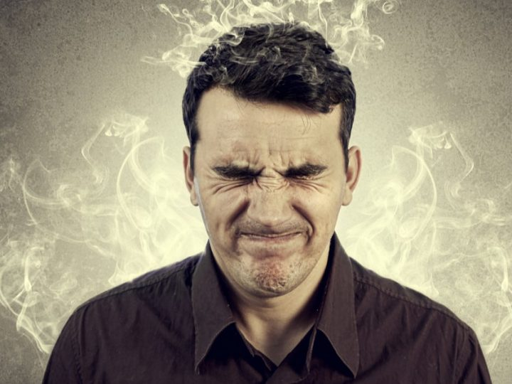 بحث عن الغضب في الاسلام