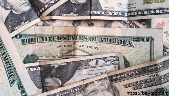 بداية ظهور الدولار