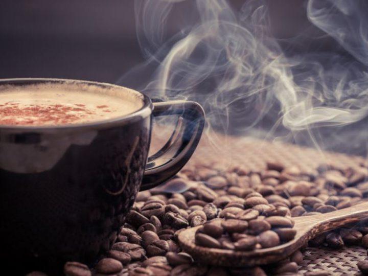 برزنتيشن جاهز عن القهوه