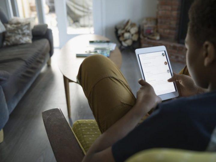 تأثير التكنولوجيا الرقمية على الصحة العقلية للمراهقين