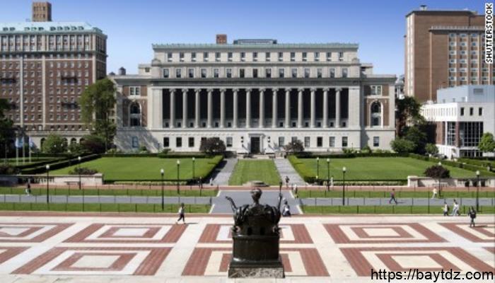 تخصصات جامعة كولومبيا