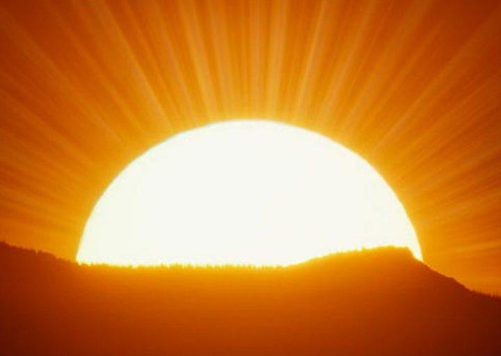 ترتيب الدول حسب شروق الشمس