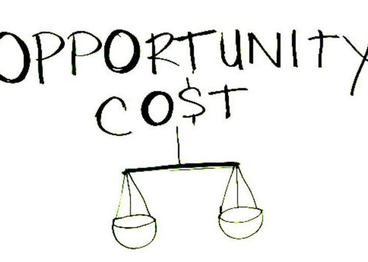 تعريف تكلفة الفرص الضائعة