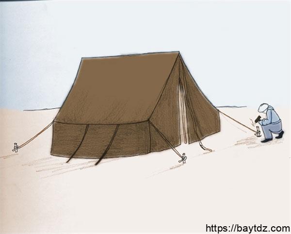 تفسير رؤية الخيمة في المنام