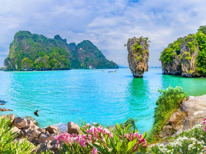 تقرير مصور عن جزيرة جيمس بوند في تايلند