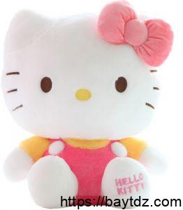 تلوين هيلو كيتي .. hello kitty