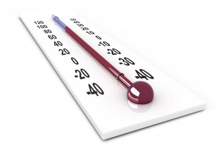 جدول درجات الحرارة بالفهرنهايت وما يعادلها