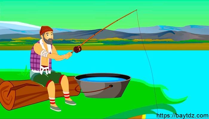 حدوتة صياد السمك