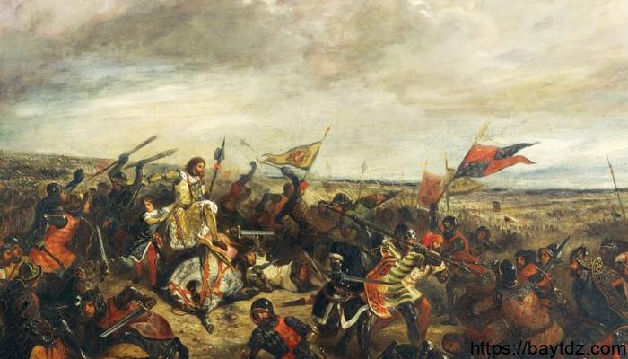 حروب اوروبا في العصور الوسطى