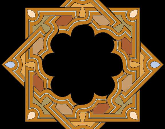 سكرابز زخارف اسلاميه