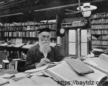 سير جيمس موراي مؤلف قاموس اكسفورد
