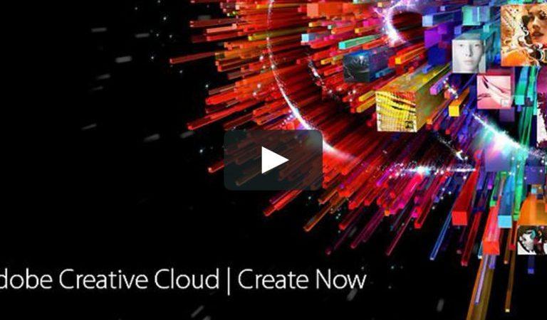 شرح أدوبي كرييتف كلاود Adobe Creative Cloud