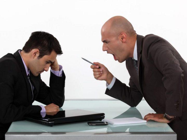 طريقة تجعل مديرك يخاف منك