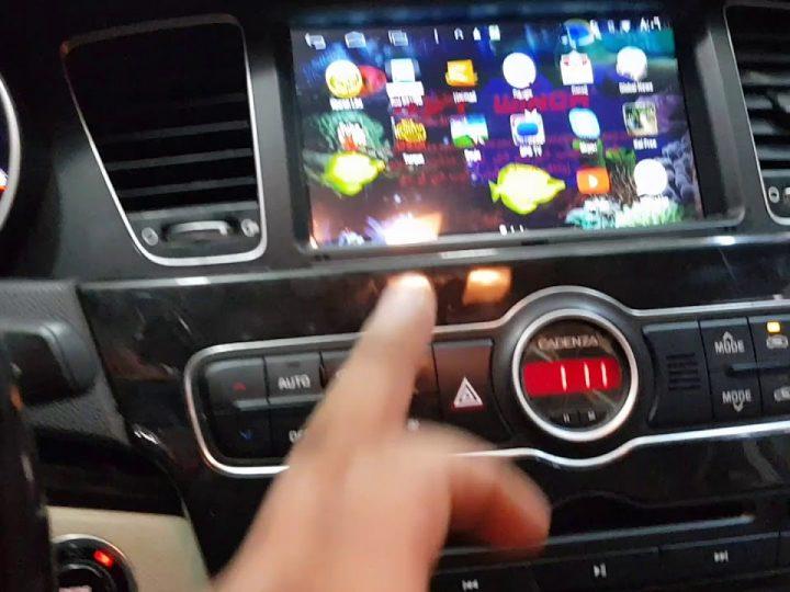 طريقة تشغيل فيديو على شاشة السياره عن طريق الفلاش ميموري