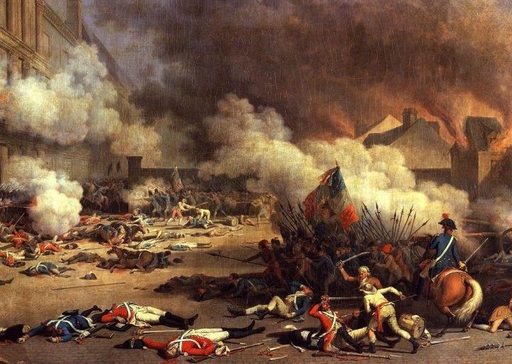 عصر الارهاب في فرنسا