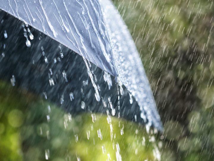 فضل الدعاء وقت المطر