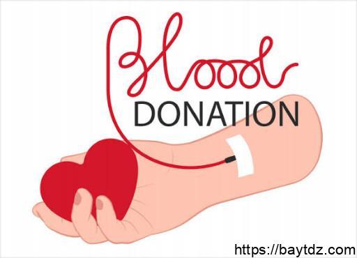 فوائد التبرع بالدم للاناث