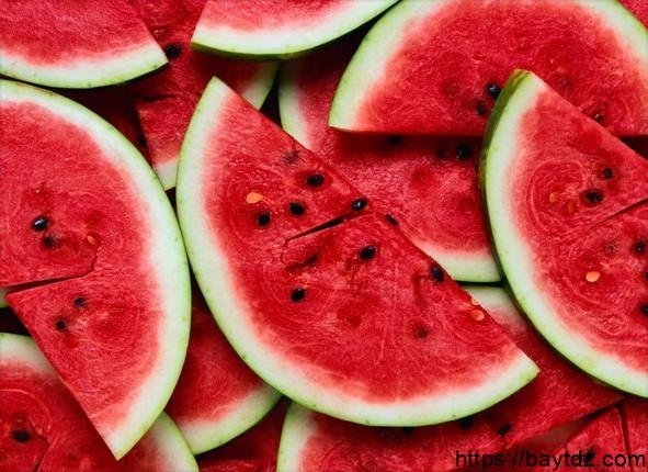 فوائد مكملات البطيخ في التخلص من الوزن الزائد