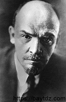"""كتب و مؤلفات فلاديمير لينين """" مؤسس الدولة السوفيتية """""""