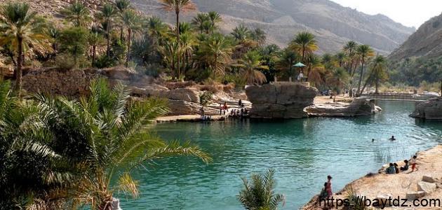 لماذا عمان بلد جاذب للسياح