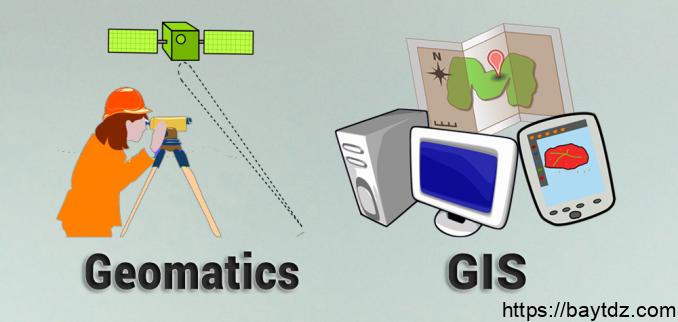 ما هو علم الجيوماتكس