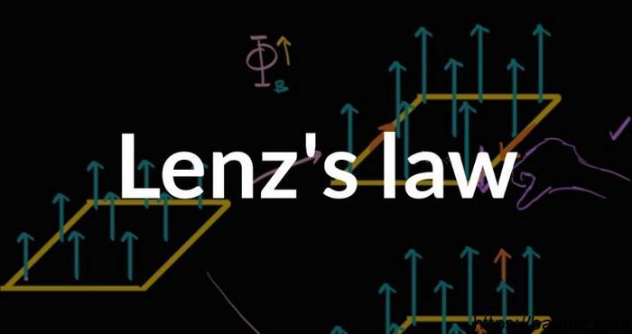 ماهو قانون لنز
