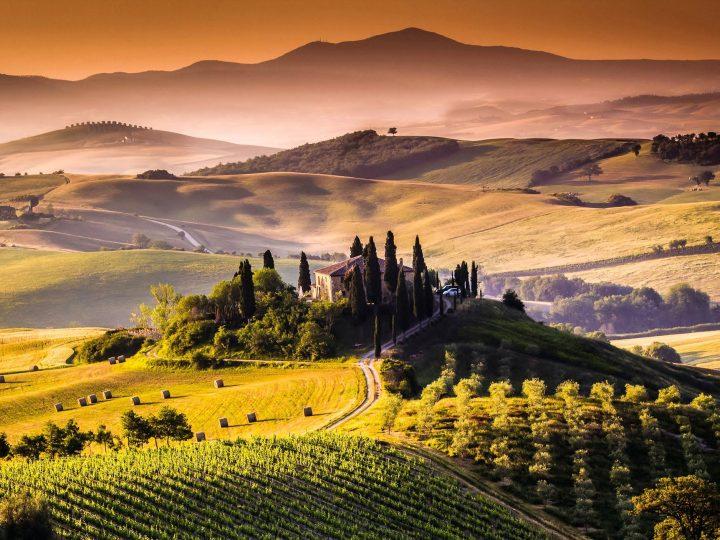ماهي انسب مدينة للسياحة في توسكانا ايطاليا